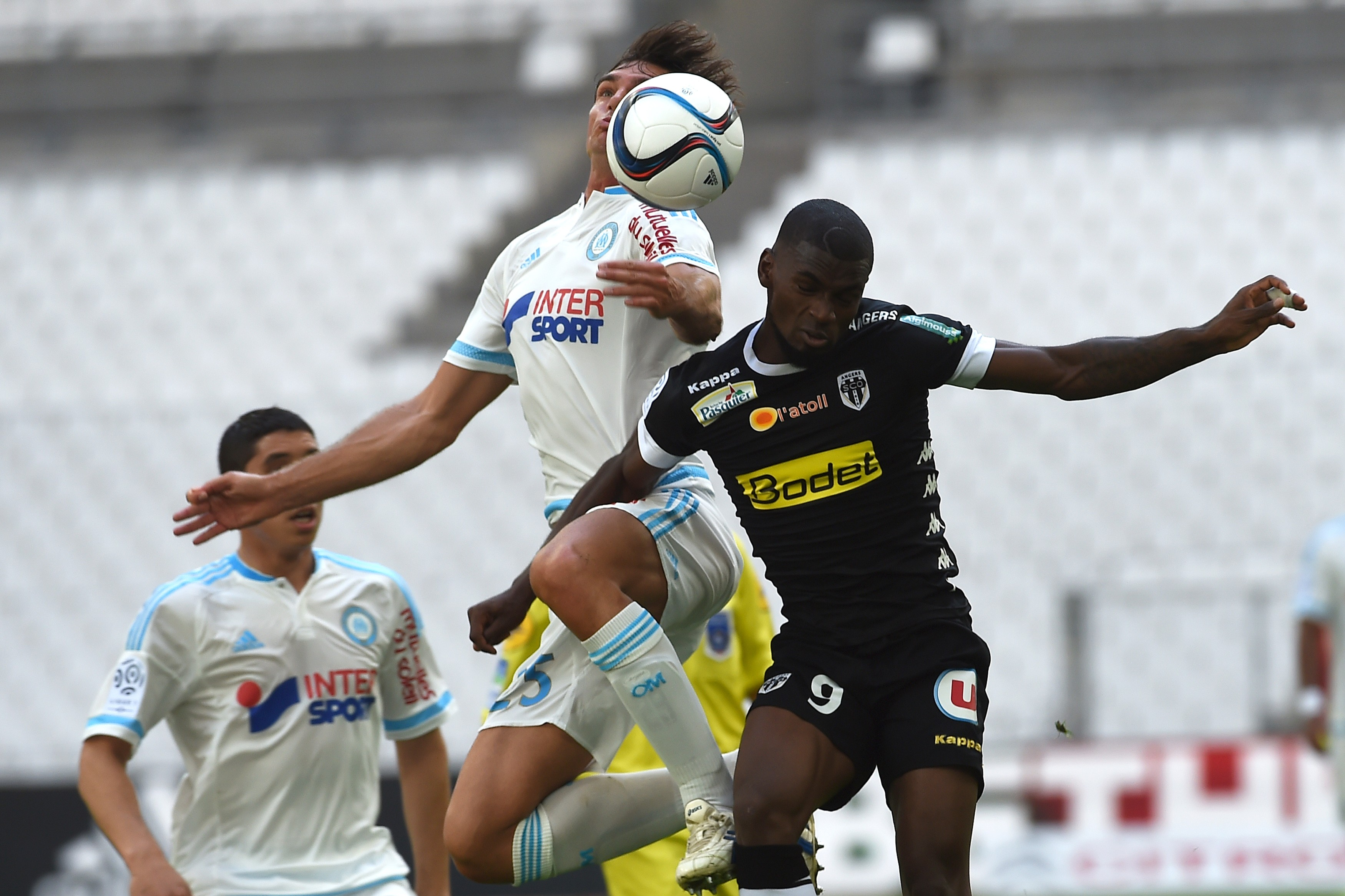 Angers – Marseille