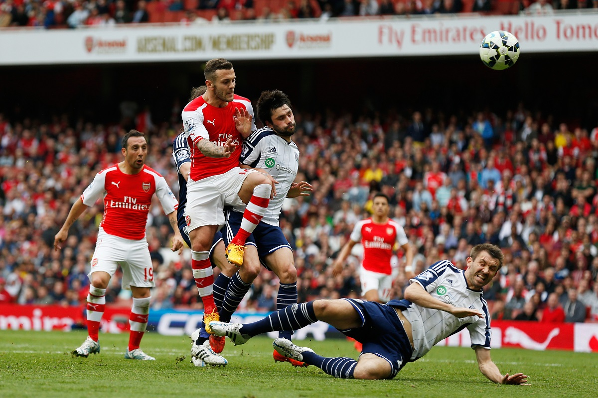 Arsenal – West Bromwich