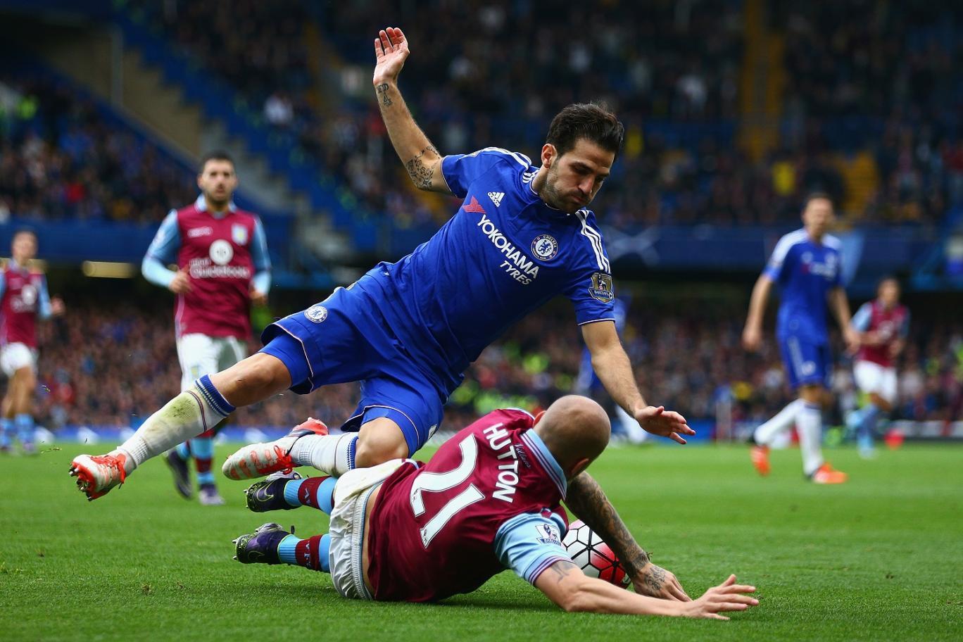 Aston Villa - Chelsea