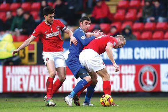Charlton - Chesterfield