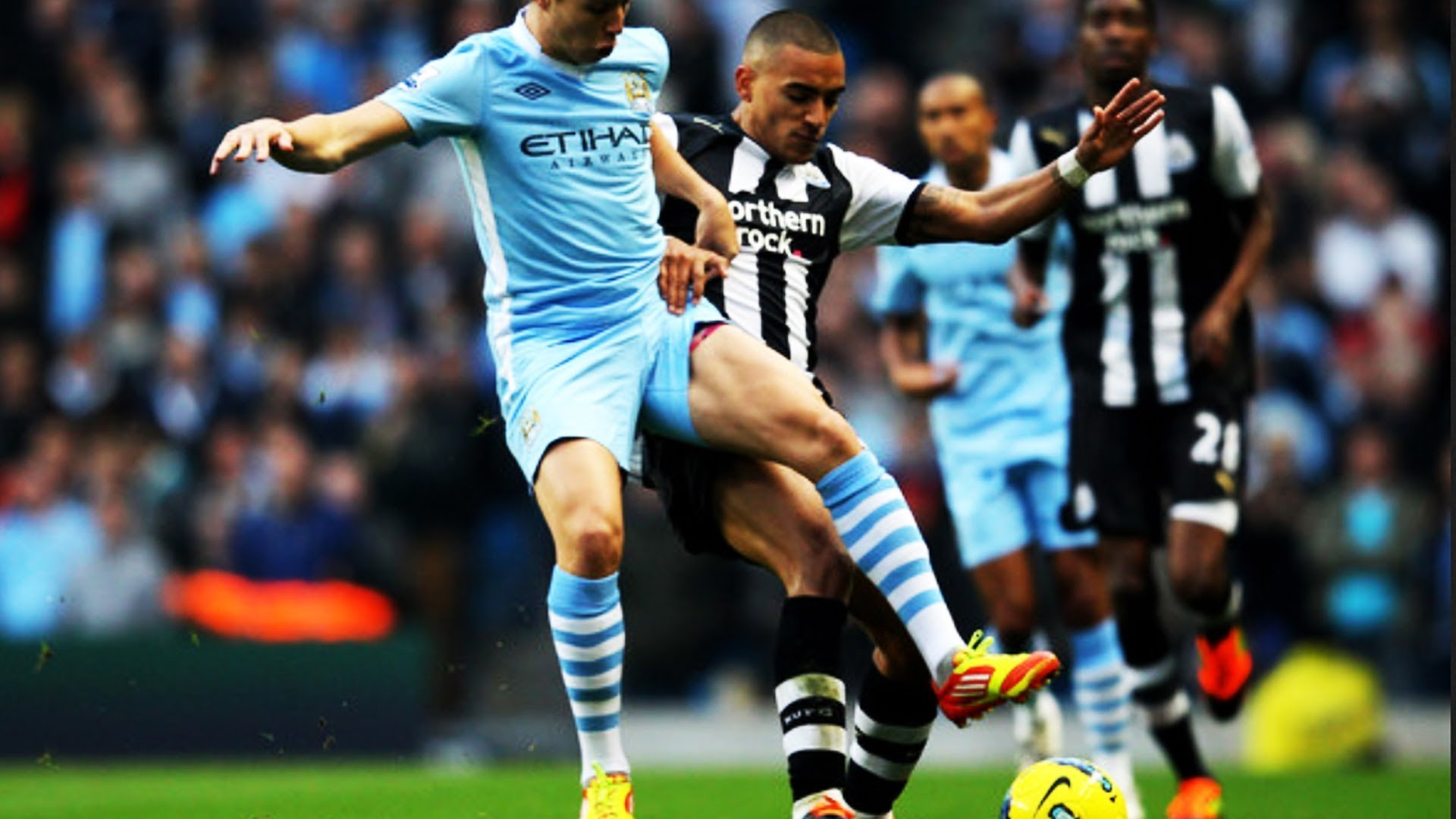 Manchester City - Newcastle