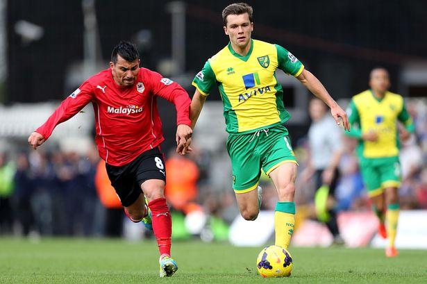 Norwich - Cardiff