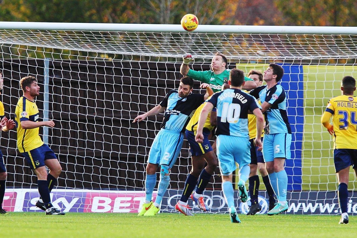 Oxford Utd - Wycombe