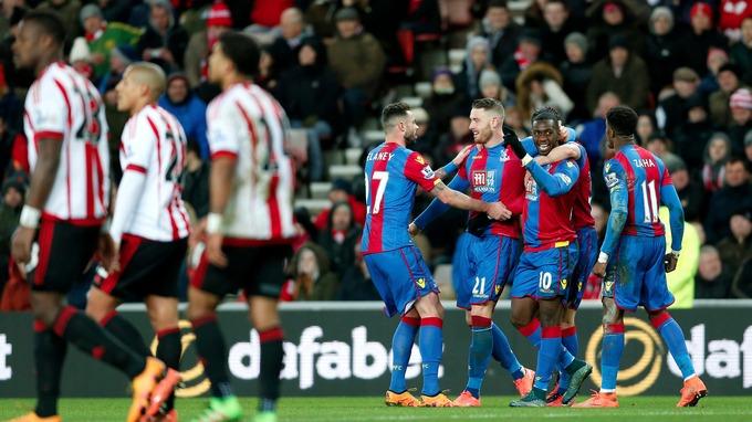 Sunderland - Crystal Palace