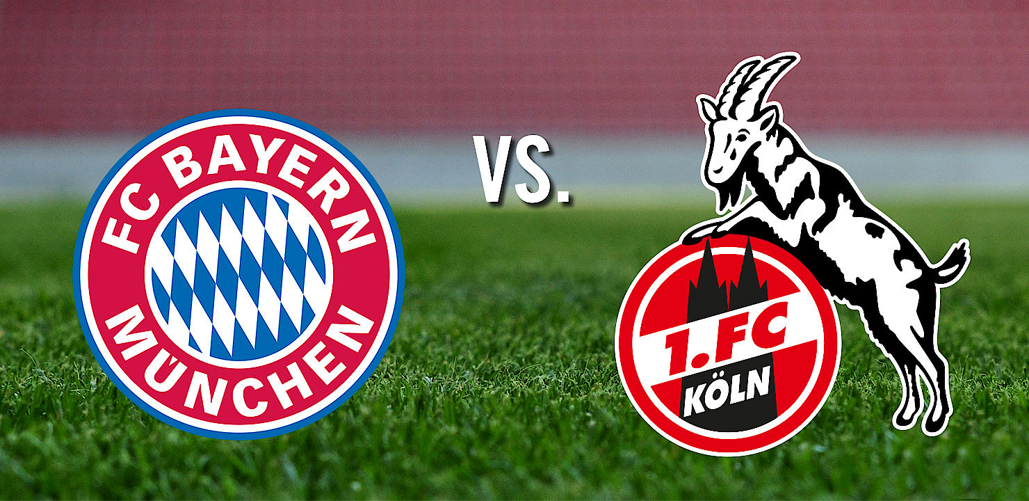 Fc Bayern Vs Köln