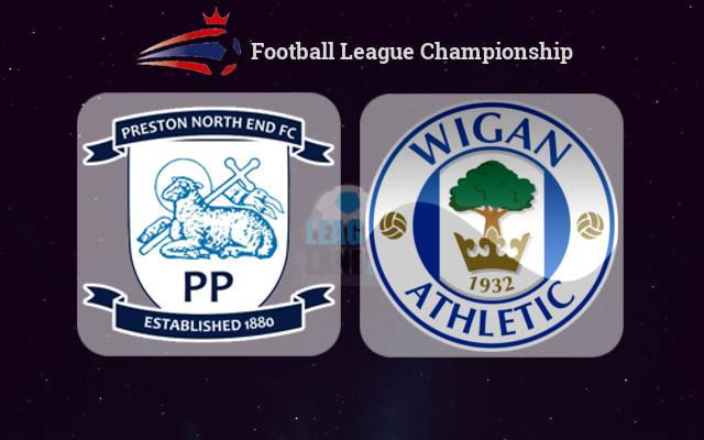 Preston vs Wigan