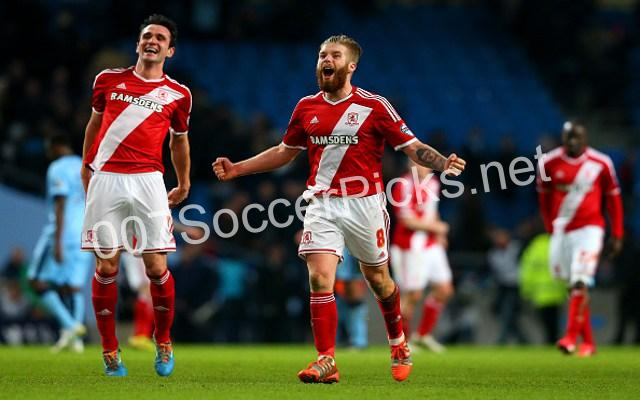 Middlesbrough – Bournemouth