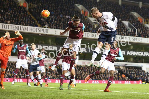 Tottenham vs West Ham