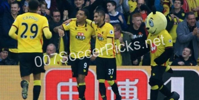 Watford – Stoke