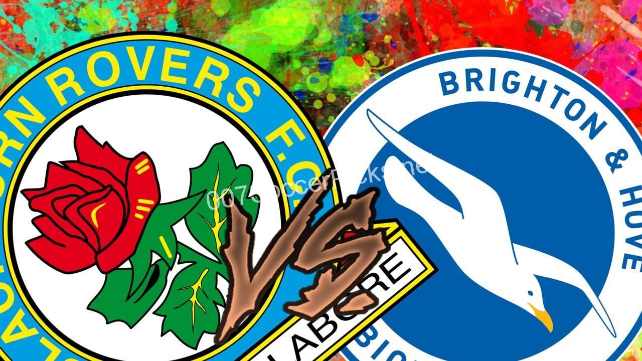 Blackburn vs Brighton