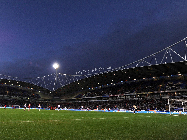 Bolton – Gillingham FC