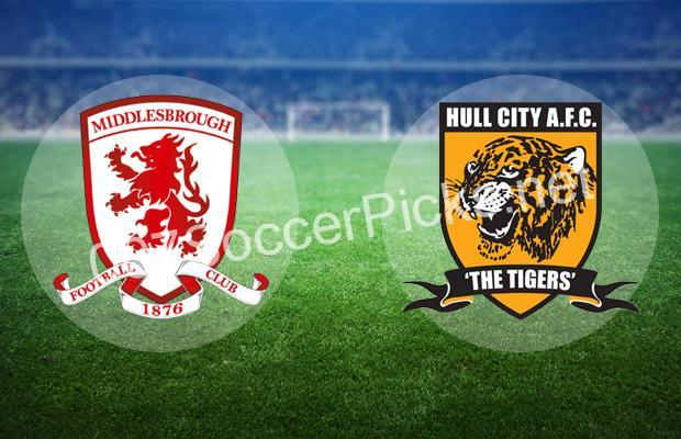 Middlesbrough - Hull City