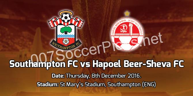 Southampton vs Hapoel Beer Sheva