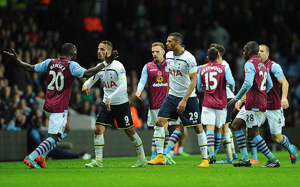 Aston Villa - Tottenham