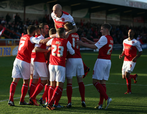 Fleetwood Town - Newport County