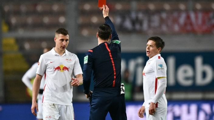 Kaiserslautern - RB Leipzig
