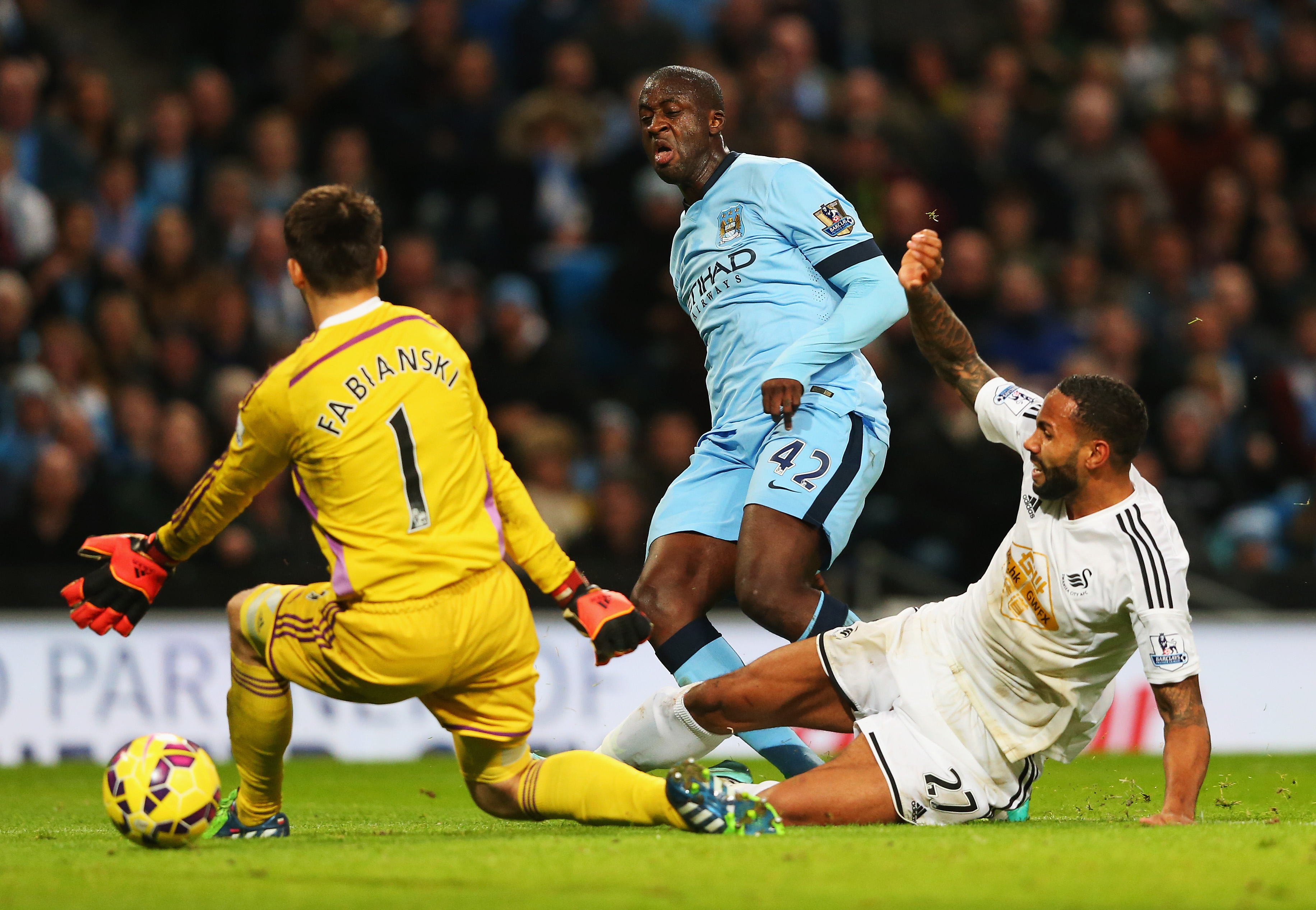 Manchester City – Swansea