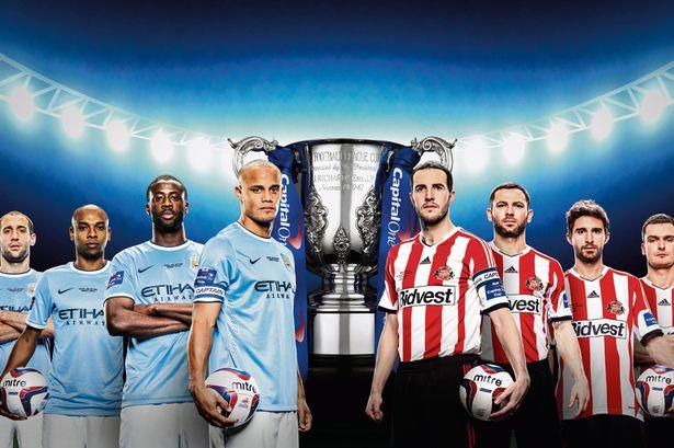 Manchester City - Sunderland