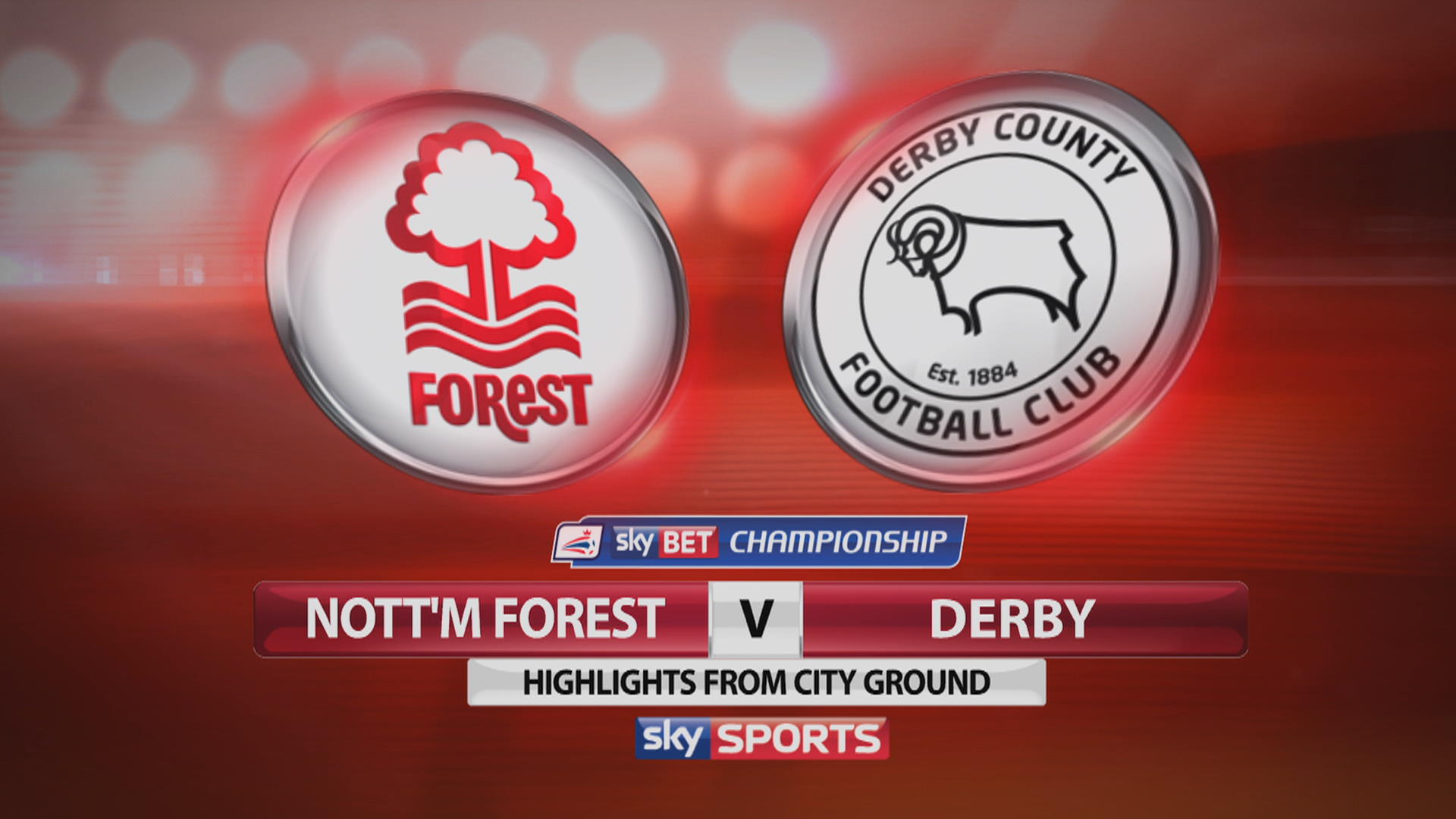 Nottingham - Derby