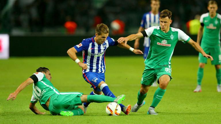 Werder Bremen - Hertha Berlin