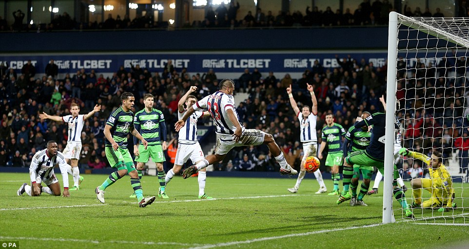 West Brom - Swansea