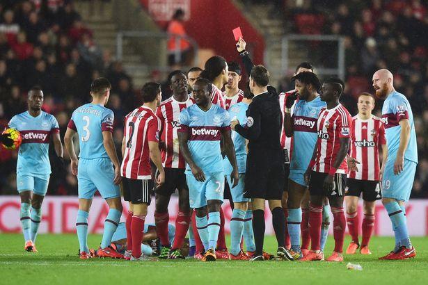 West Ham - Southampton