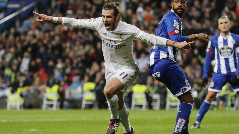 Real Madrid - La Coruna