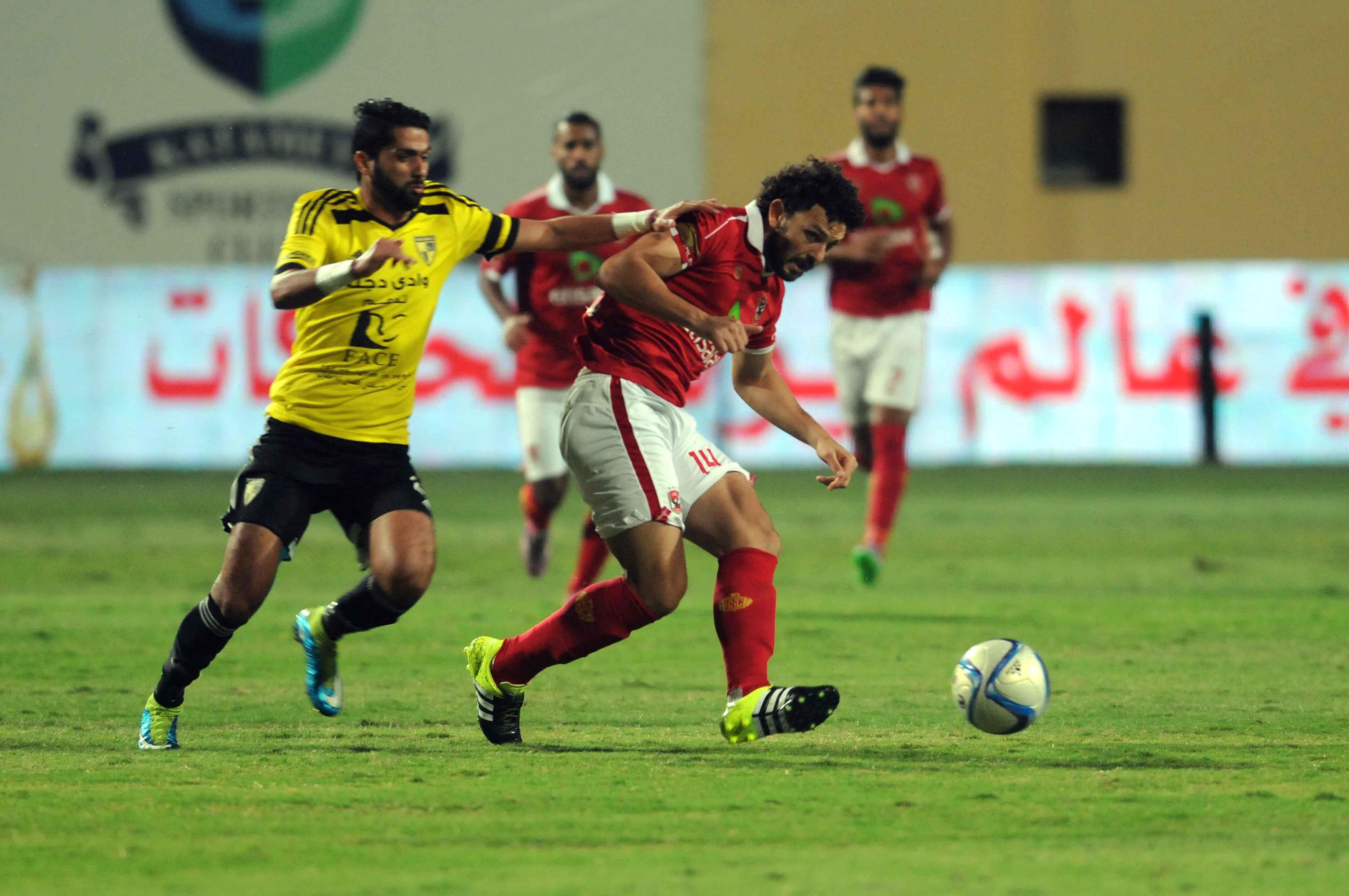 Al-Ahly Cairo vs Wady Degla
