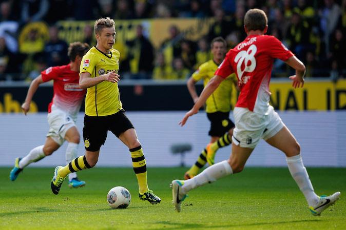Kết quả hình ảnh cho Borussia Dortmund vs Freiburg preview