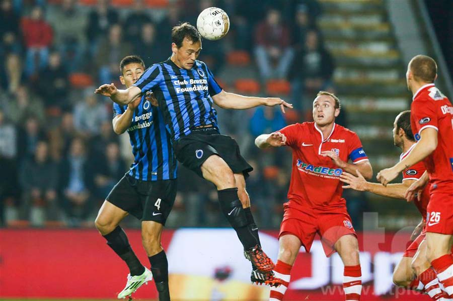 Mouscron vs Club Brugge