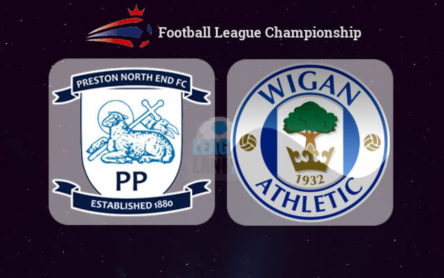 Preston vs Wigan