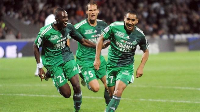 Saint Etienne v Anderlecht