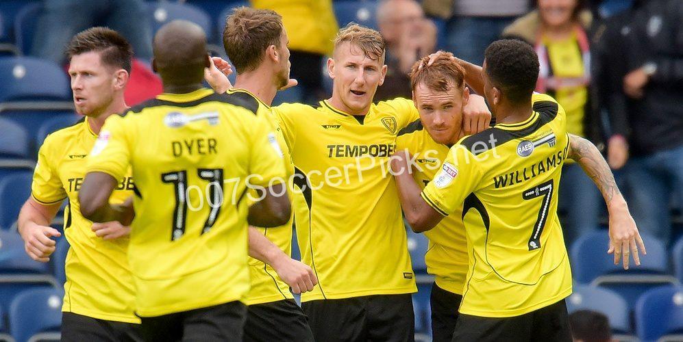 Burton vs Huddersfield