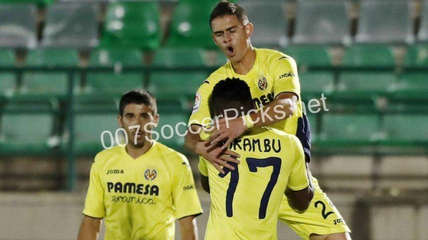 Villarreal vs sporting gijon betting experts how to calculate sport betting odds