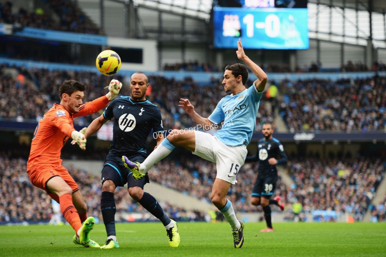 Manchester City vs Tottenham prediction