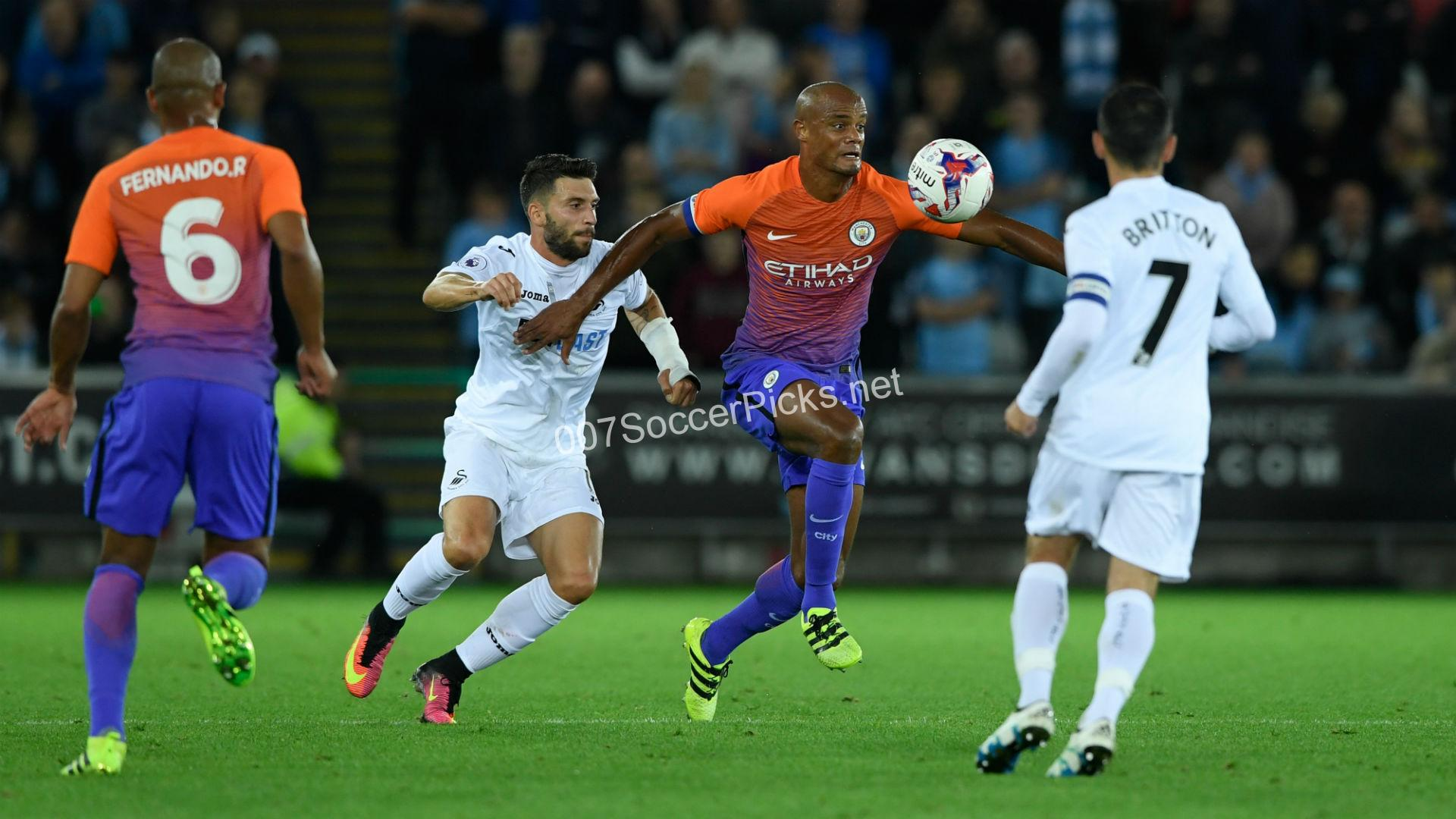 Manchester City vs Swansea (Pick, Prediction, Preview) Preview