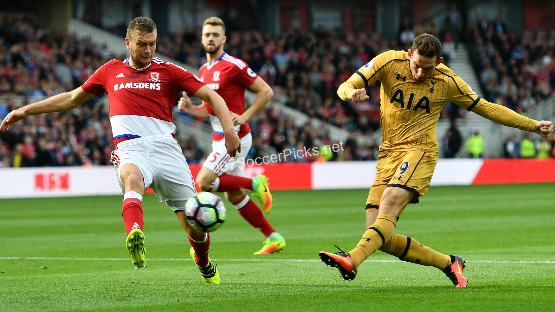 Tottenham vs Middlesbrough (Pick, Prediction, Preview) Preview